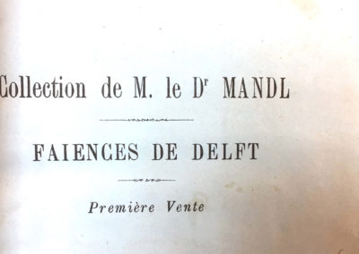 Catalogue Drouot