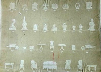 Mobilier miniatures Références